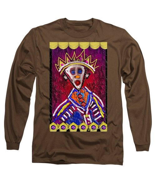 The Clown King Long Sleeve T-Shirt
