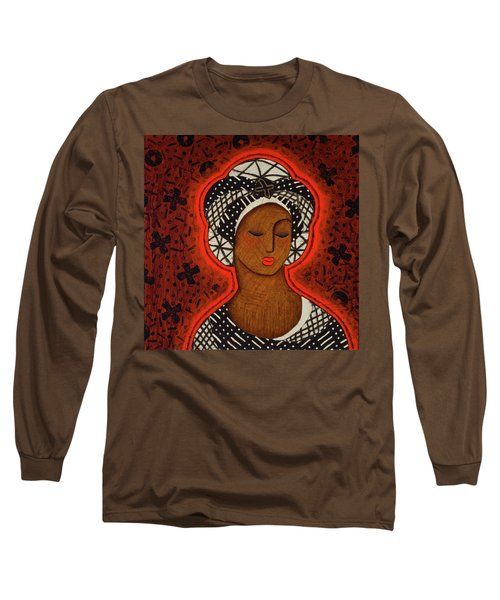 Long Sleeve T-Shirt featuring the painting The Dawn Of Knowing by Gloria Rothrock