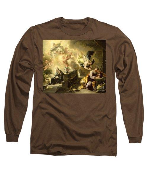 The Dream Of Saint Joseph Long Sleeve T-Shirt