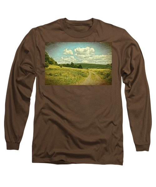 The Farm Road Long Sleeve T-Shirt