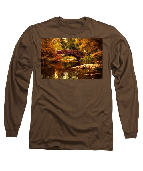 The Gapstow Bridge Long Sleeve T-Shirt