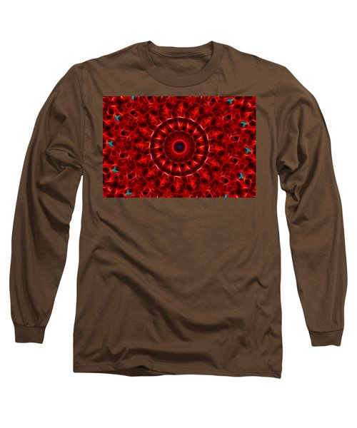 The Red Abyss Long Sleeve T-Shirt