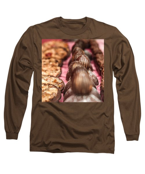 The Uncontrollable Greed Long Sleeve T-Shirt