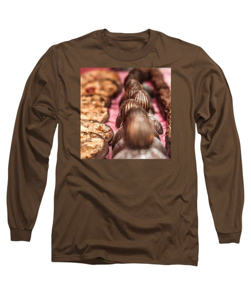 Long Sleeve T-Shirt featuring the photograph The Uncontrollable Greed by Stwayne Keubrick
