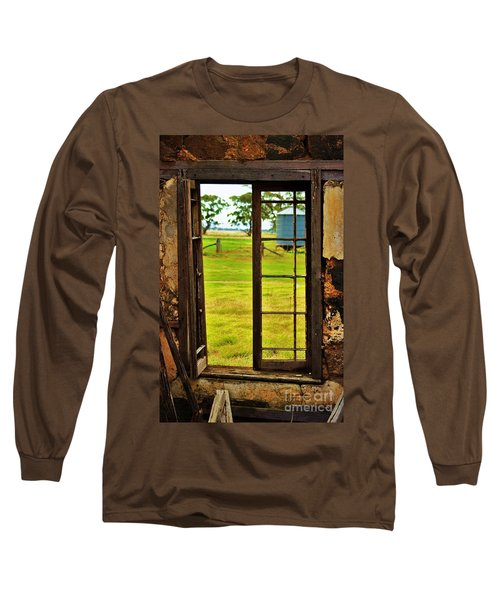 The View From Within Long Sleeve T-Shirt