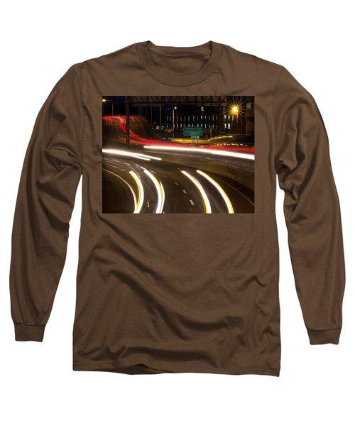 Time Lapse Long Sleeve T-Shirt