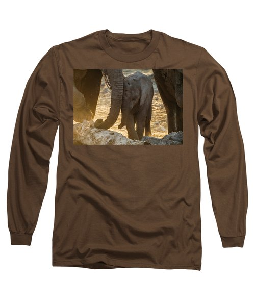 Tiny Trunk Long Sleeve T-Shirt