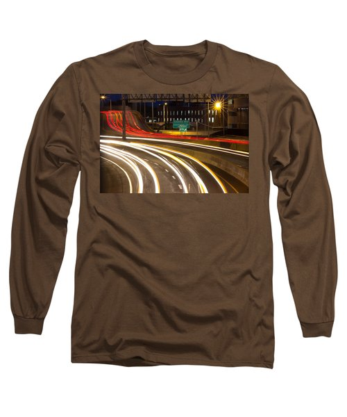 Traveling In Time Long Sleeve T-Shirt