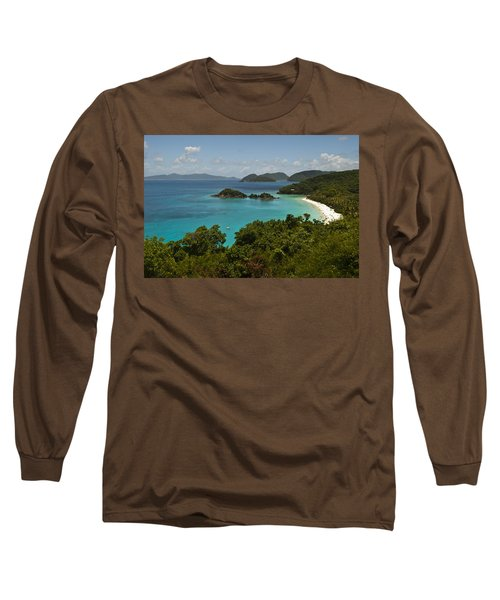 Trunk Bay 1 Long Sleeve T-Shirt