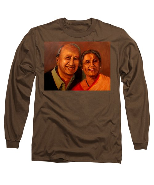 Uncle And Aunt Long Sleeve T-Shirt