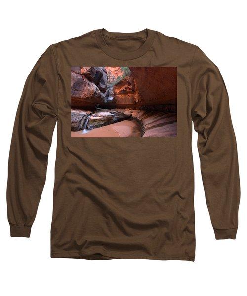 Upper Subway Long Sleeve T-Shirt