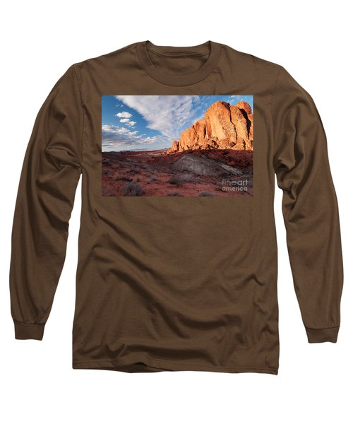 Valley Of Fire Long Sleeve T-Shirt