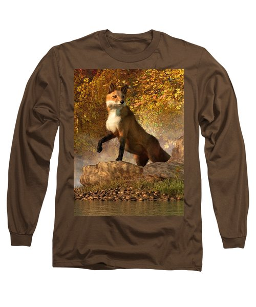 Vixen By The River Long Sleeve T-Shirt