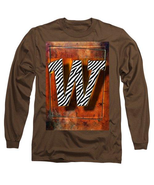 W Long Sleeve T-Shirt