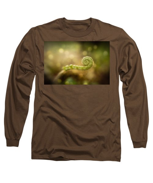 Waiting To Unwind Long Sleeve T-Shirt