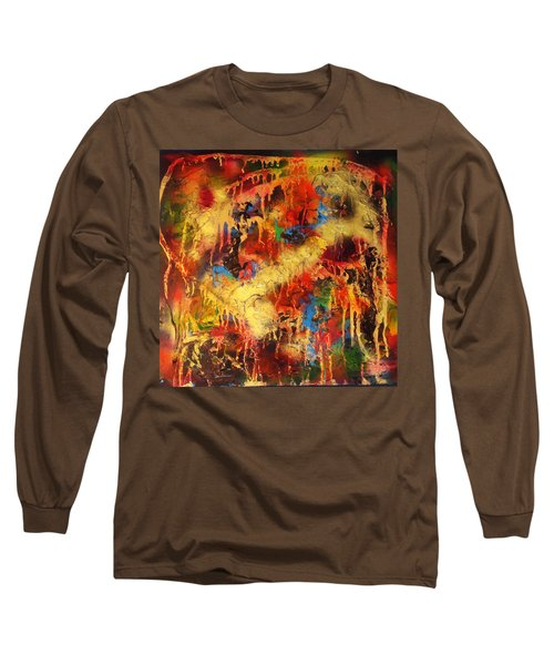 Walk Through The Fire Long Sleeve T-Shirt