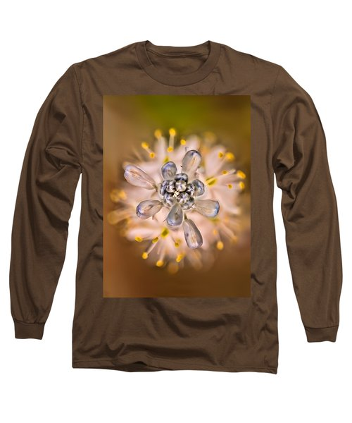 Wild Hyacinth Long Sleeve T-Shirt