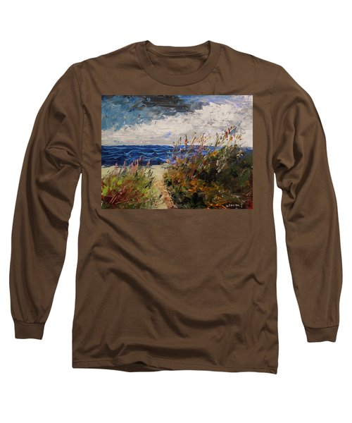 Wildflowers And Wind Long Sleeve T-Shirt