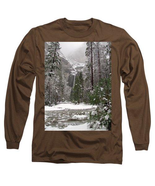 Wonderland Yosemite Long Sleeve T-Shirt
