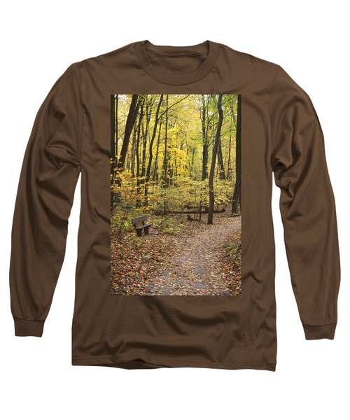 Woodland Respite Long Sleeve T-Shirt