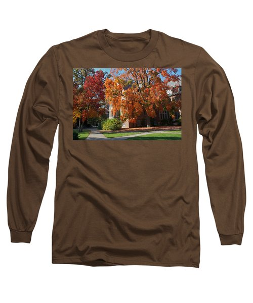 Long Sleeve T-Shirt featuring the photograph WPA by Joseph Yarbrough