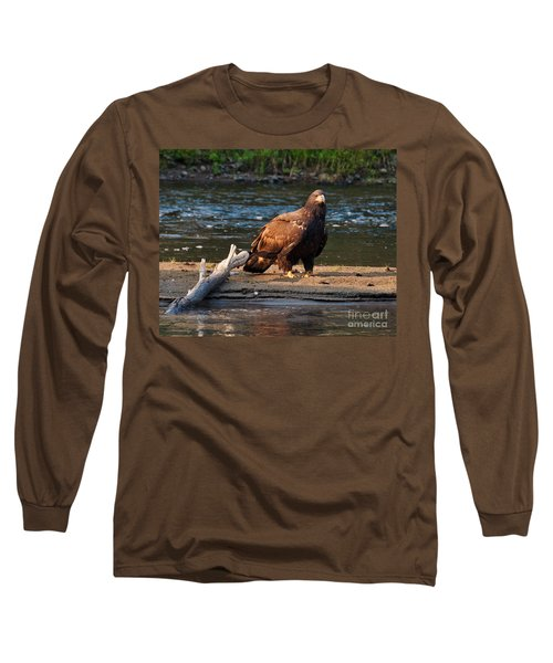 Long Sleeve T-Shirt featuring the photograph Young And Wise by Cheryl Baxter