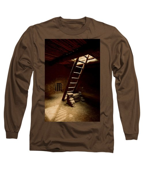House Of Reflection And Prayer Long Sleeve T-Shirt