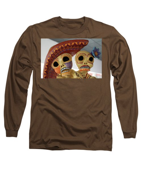 @ Oaxaca, Mexico Long Sleeve T-Shirt