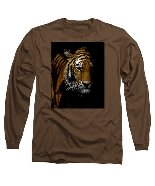 Out Of The Shadows 2 Long Sleeve T-Shirt by Ernie Echols