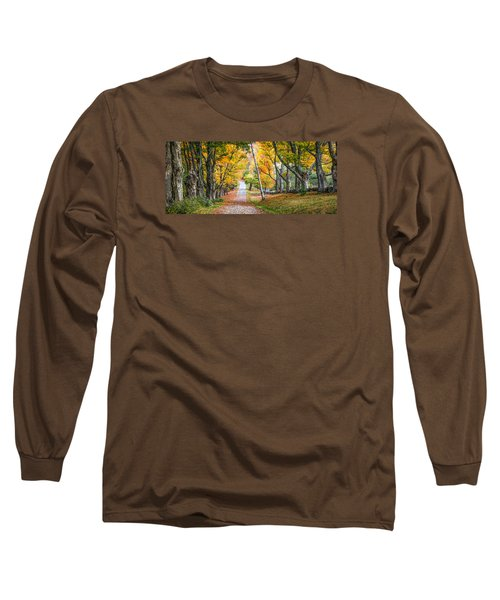 #0119 - New Hampshire Long Sleeve T-Shirt