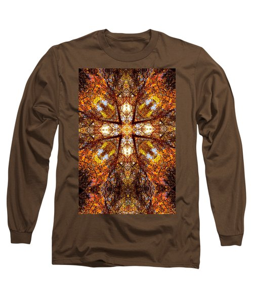 Long Sleeve T-Shirt featuring the photograph 016 by Phil Koch