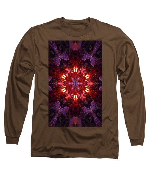 Long Sleeve T-Shirt featuring the photograph 019 by Phil Koch