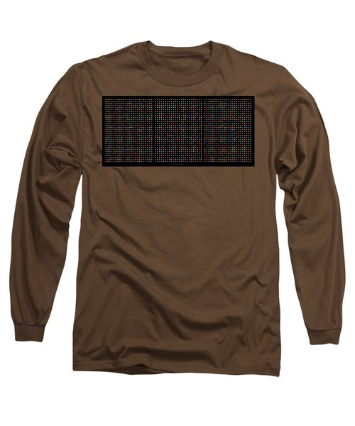 768 Digits Of Pi Up To Feynman Point, E And Phi Long Sleeve T-Shirt