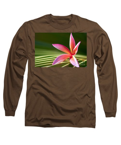 Long Sleeve T-Shirt featuring the photograph A Pure World by Sharon Mau
