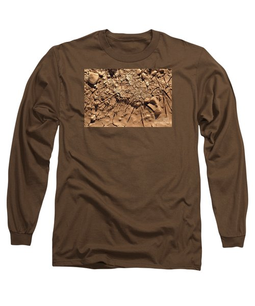 Abstract 5 Long Sleeve T-Shirt