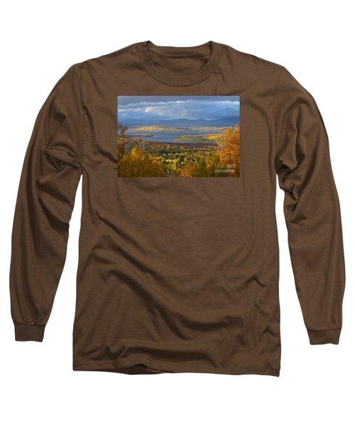 Autumn Splendor Long Sleeve T-Shirt by Alana Ranney