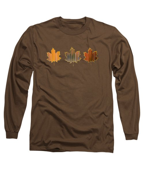 Autumn Three Long Sleeve T-Shirt