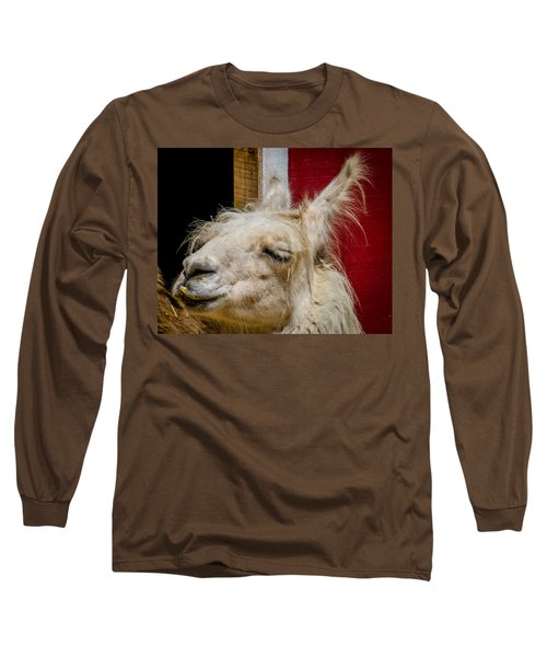Long Sleeve T-Shirt featuring the photograph Bad Hair Day 3 by Kathleen Scanlan