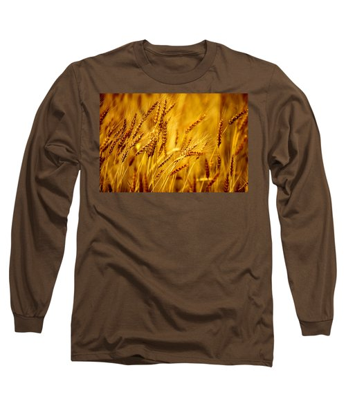 Bearded Barley Long Sleeve T-Shirt