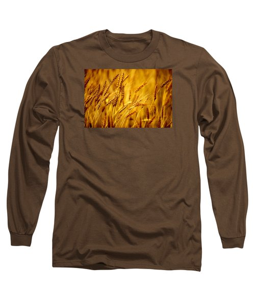 Bearded Barley Long Sleeve T-Shirt