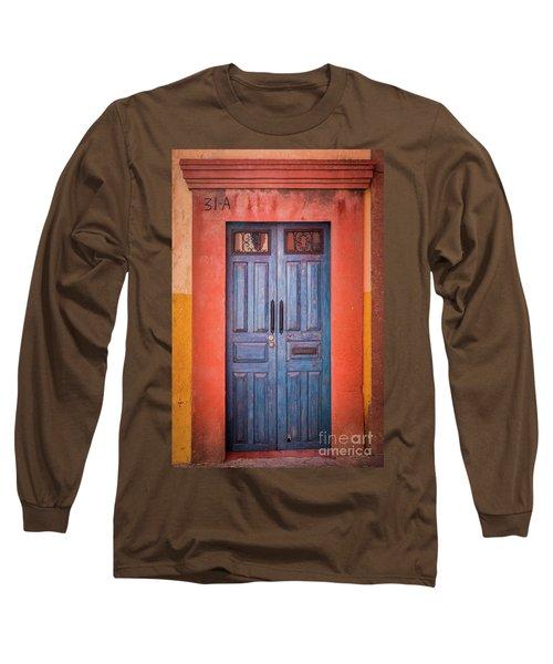 Blue Door Long Sleeve T-Shirt