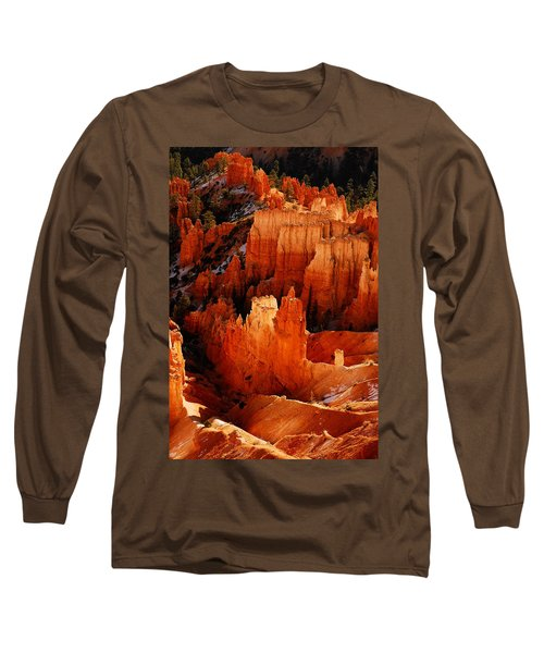 Bryce Canyon Long Sleeve T-Shirt by Harry Spitz