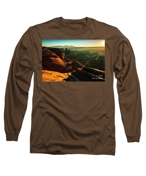 Canyon Sunbeams Long Sleeve T-Shirt