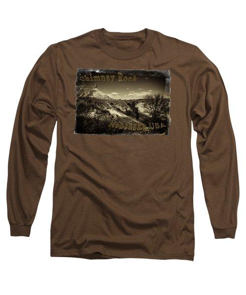 Chimney Rock  Long Sleeve T-Shirt