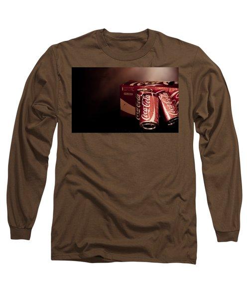 Coca Cola Long Sleeve T-Shirt