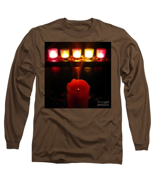 Color In Lights Long Sleeve T-Shirt