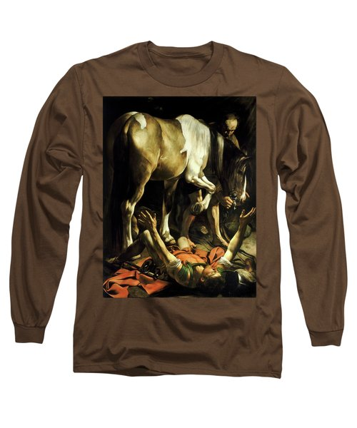 Conversion On The Way To Damascus Long Sleeve T-Shirt