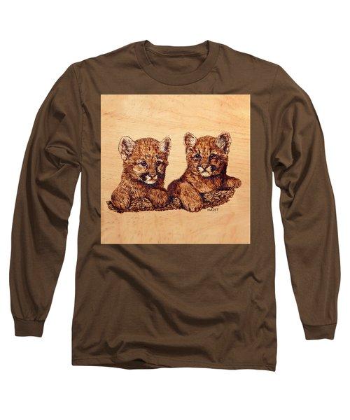 Cougar Cubs Long Sleeve T-Shirt