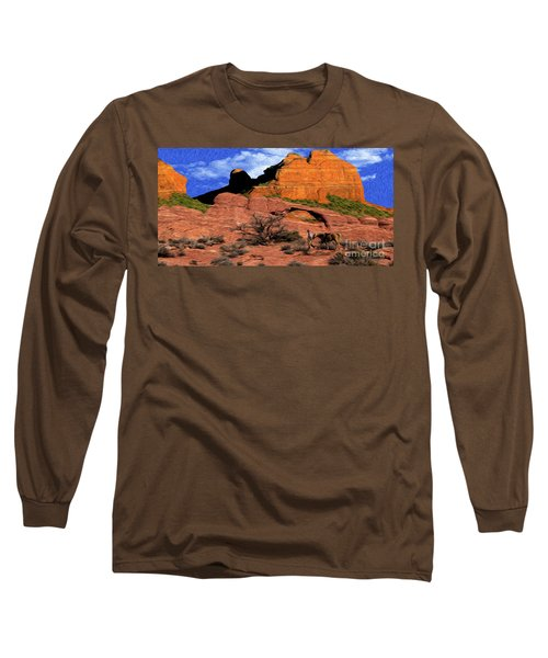 Cowboy Sedona Ver 1 Long Sleeve T-Shirt