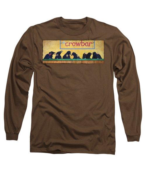 Crowbar Long Sleeve T-Shirt